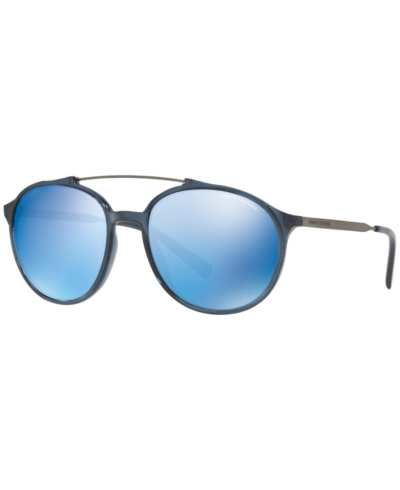 5767e33a859 Lyst - Armani Exchange Sunglasses