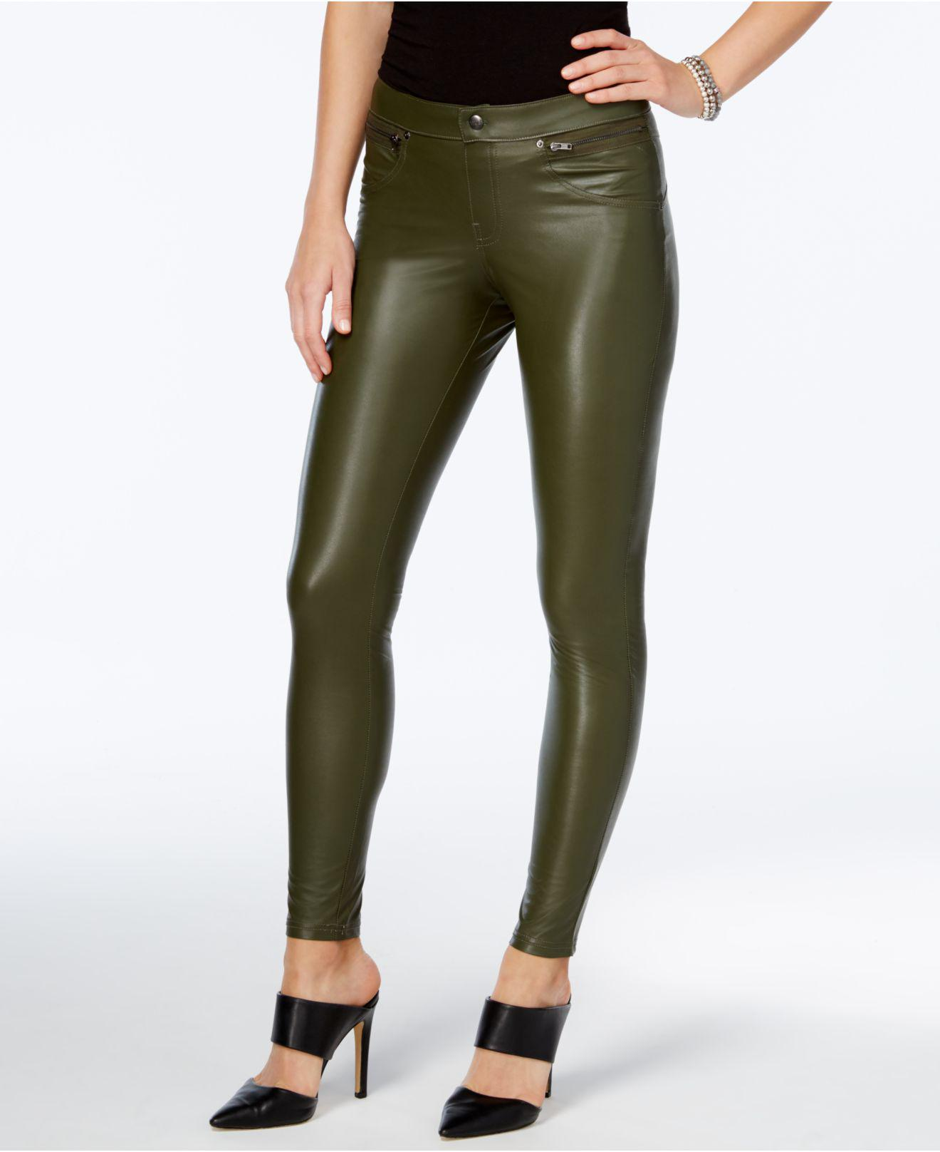 36769b5234443 Gallery. Previously sold at: Macy's · Women's Faux Leather Pants ...