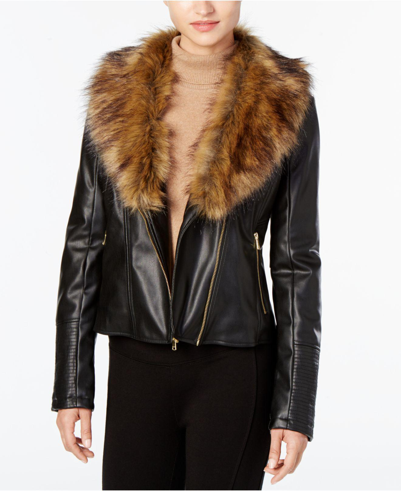 "Extravagant, elegant & totally en vogue. Our glamorous Jacket with Fur hood ""Icona"" will transform you into a real Style Icon on the coldest of days. This jacket impresses with its feminine design and tailored cut, and its extravagant XXL fur collar."