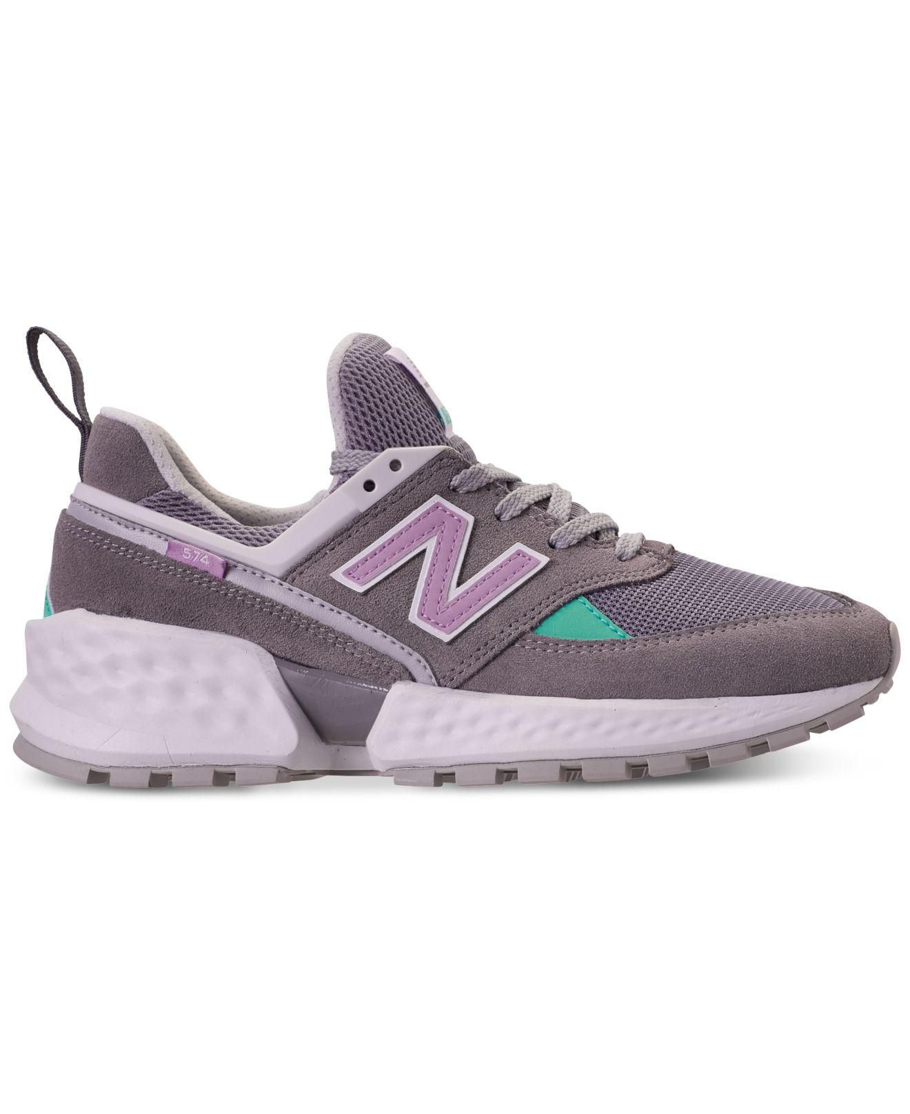 a724768d36061 Lyst - New Balance 574 V2 Casual Sneakers From Finish Line in Purple