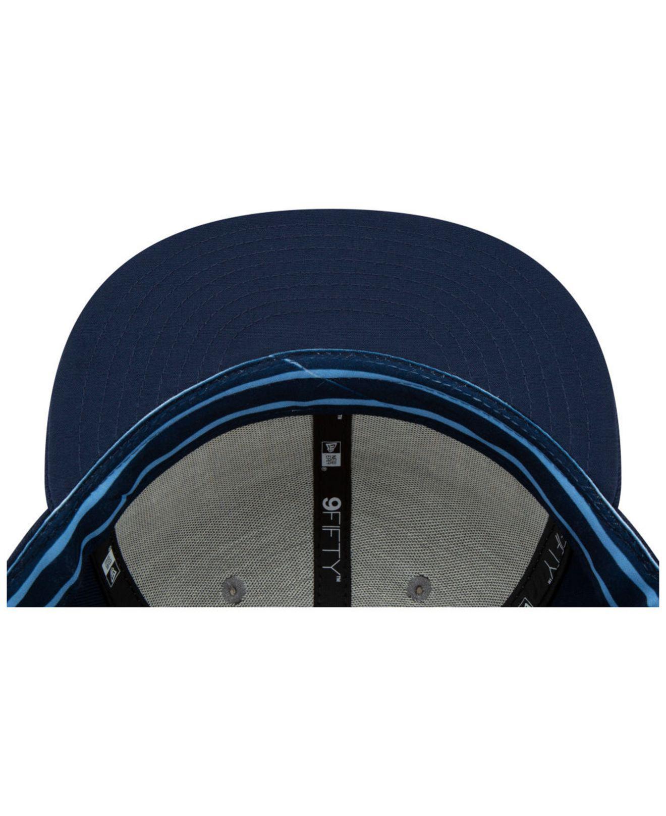 timeless design 22513 690fe ... Memphis Grizzlies City Series 2.0 9fifty Snapback Cap for Men - Lyst.  View fullscreen