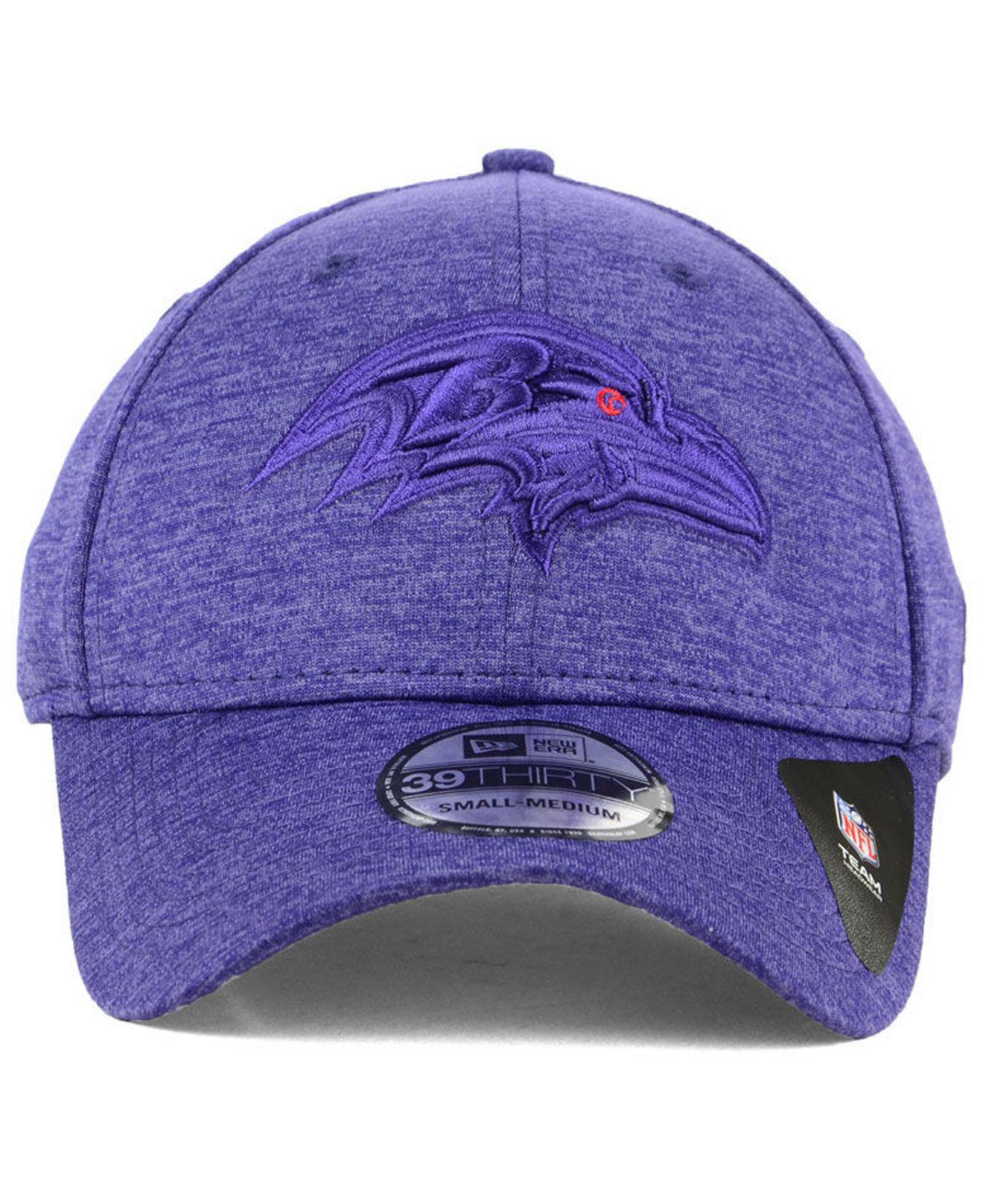 4965048f7b256 Lyst - KTZ Baltimore Ravens Tonal Heat 39thirty Cap in Purple for Men