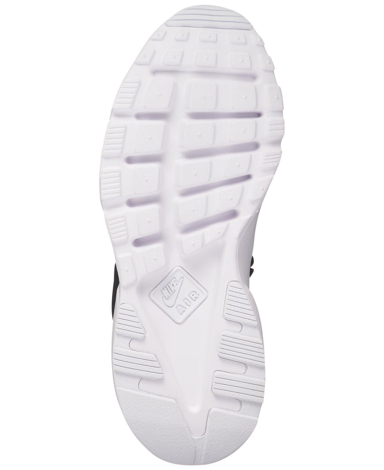 e1debf568dacb Lyst - Nike Men s Air Huarache Run Ultra Casual Sneakers From Finish Line  in Black for Men