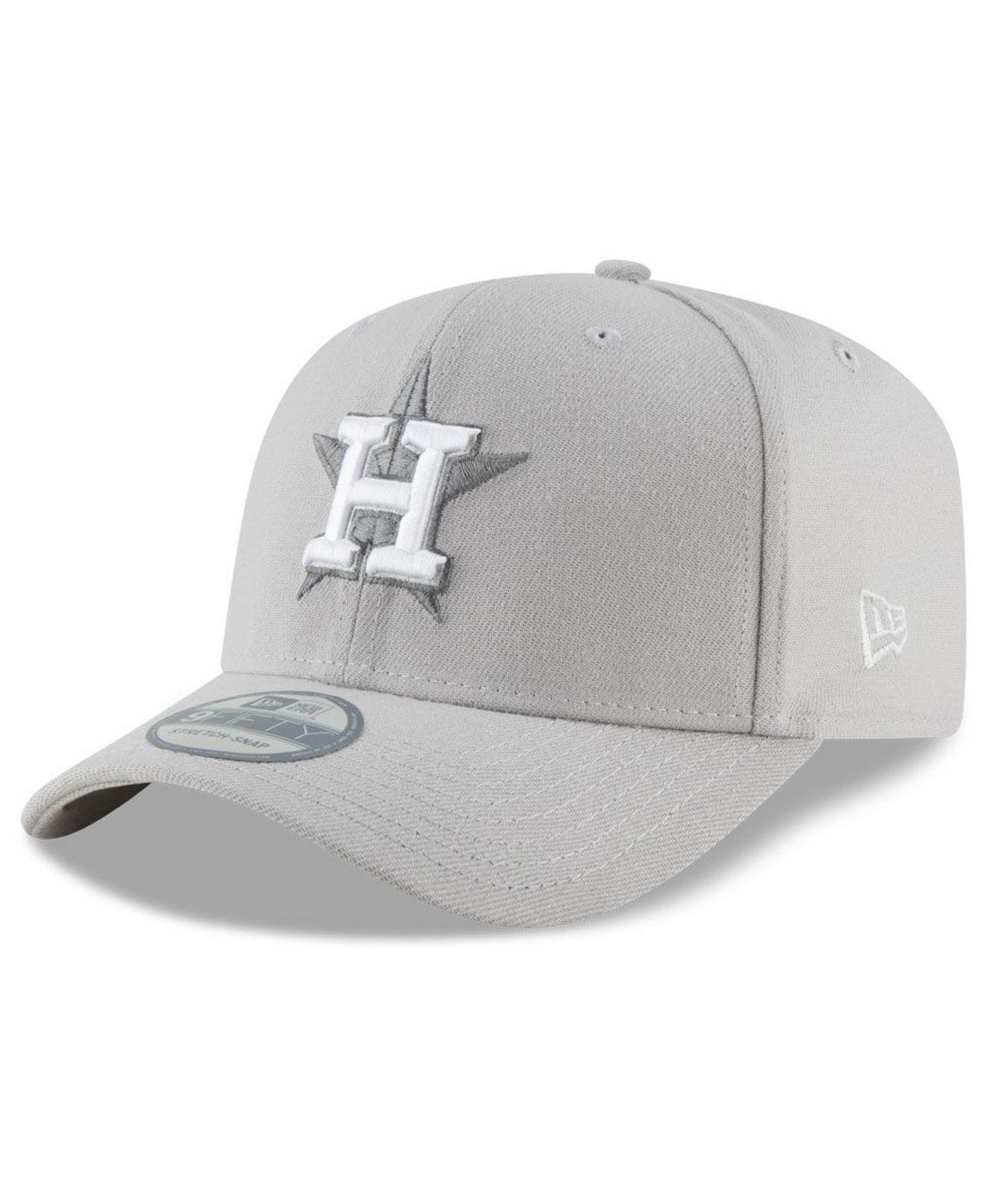 discount ktz. mens gray houston astros color prism pack stretch 9fifty  snapback cap 0a188 314f7 da934ae98f13