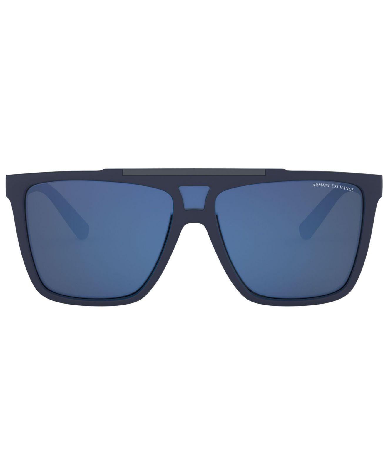 af7ea916f9f Lyst - Armani Exchange Sunglasses