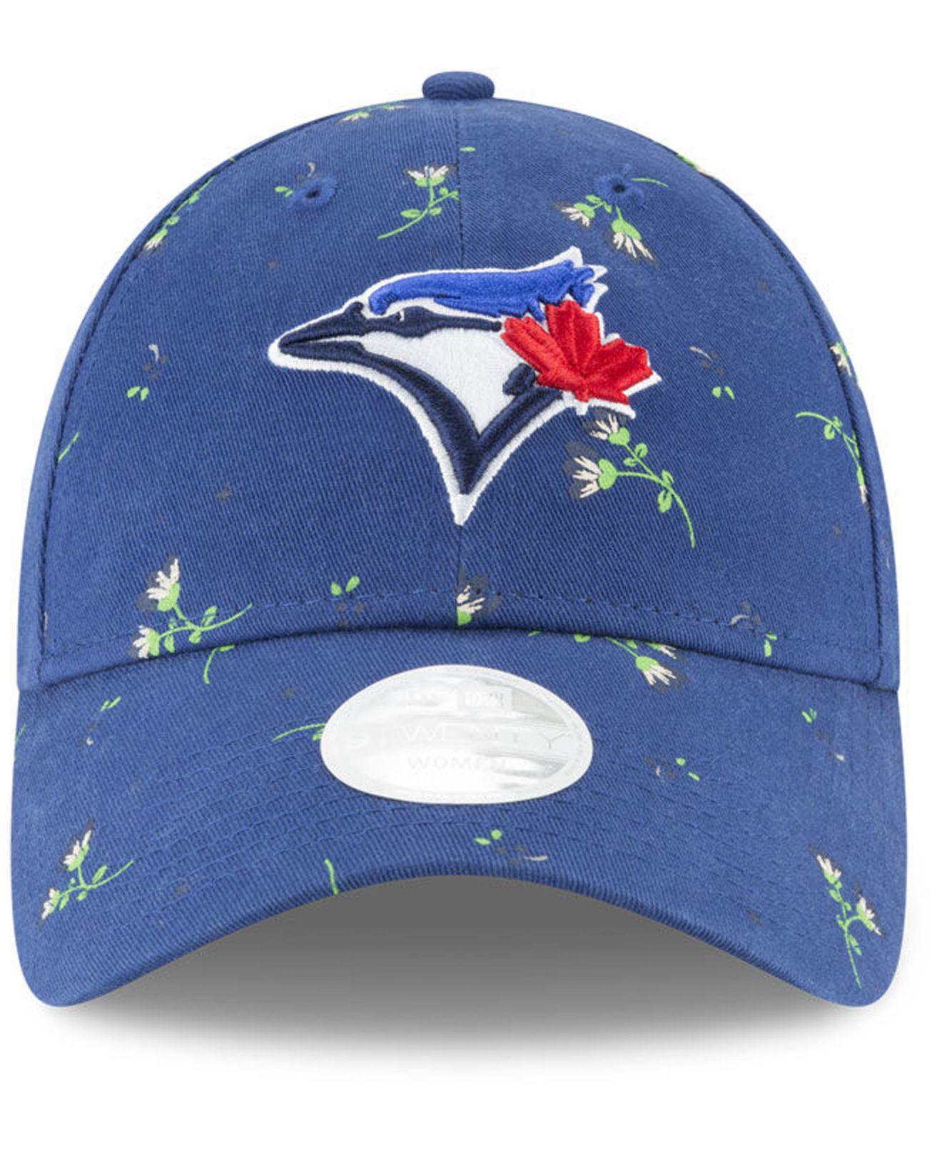 c16d4891456 Lyst - KTZ Toronto Blue Jays Blossom 9twenty Strapback Cap in Blue for Men