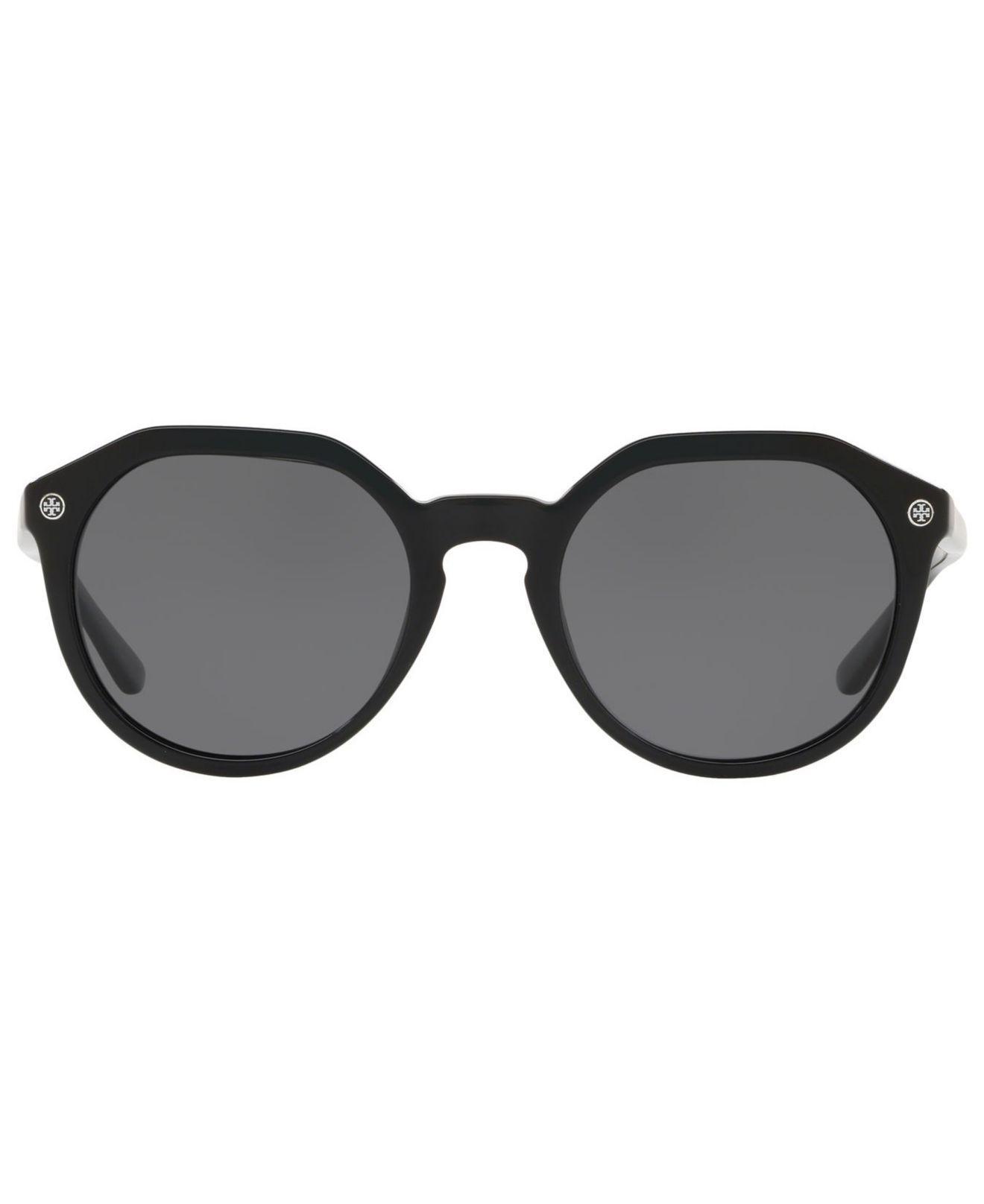 ecaa397cab Lyst - Tory Burch Polarized Sunglasses