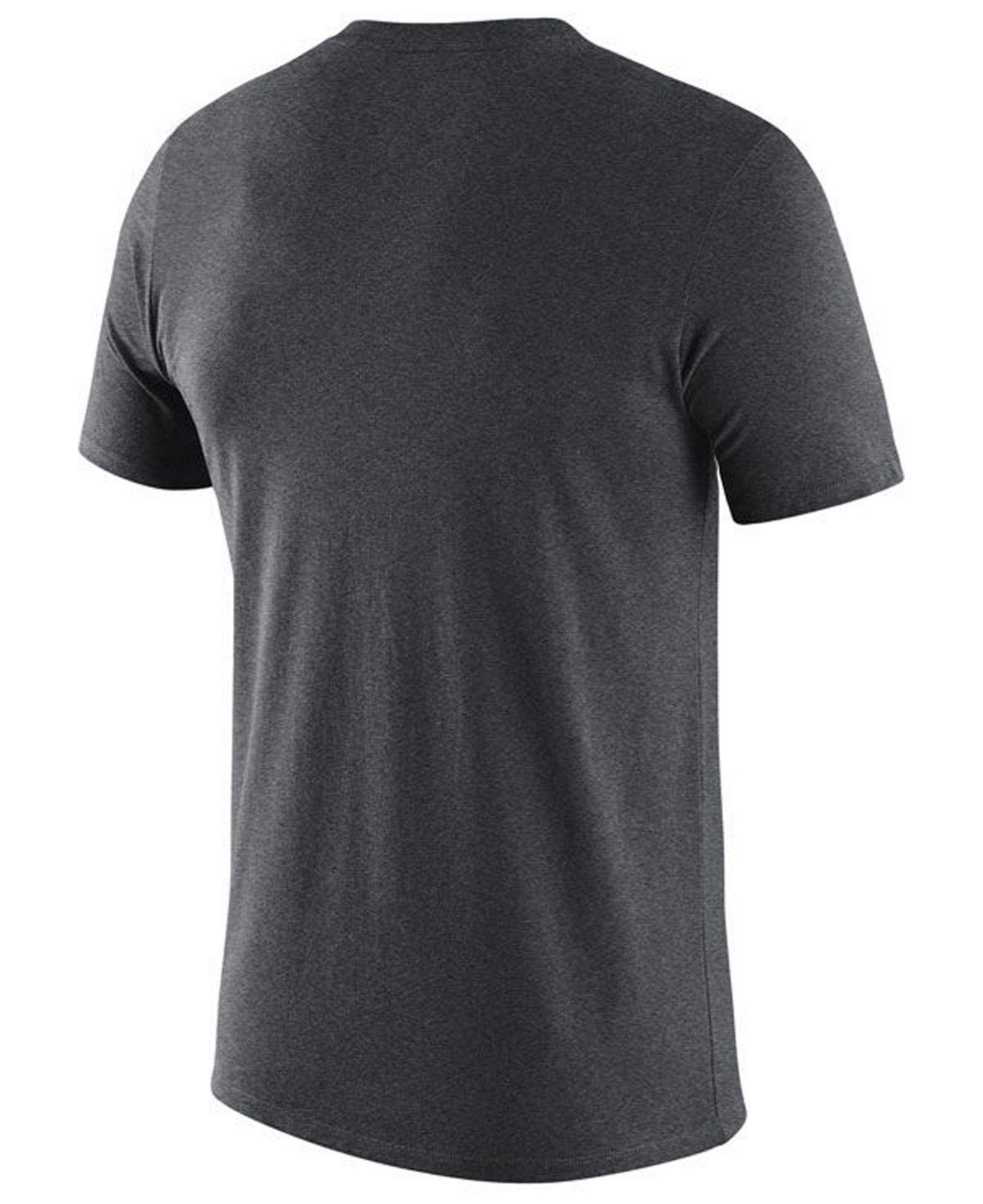 69ccf0dc Lyst - Nike Oklahoma State Cowboys Legend Icon T-shirt in Gray for Men