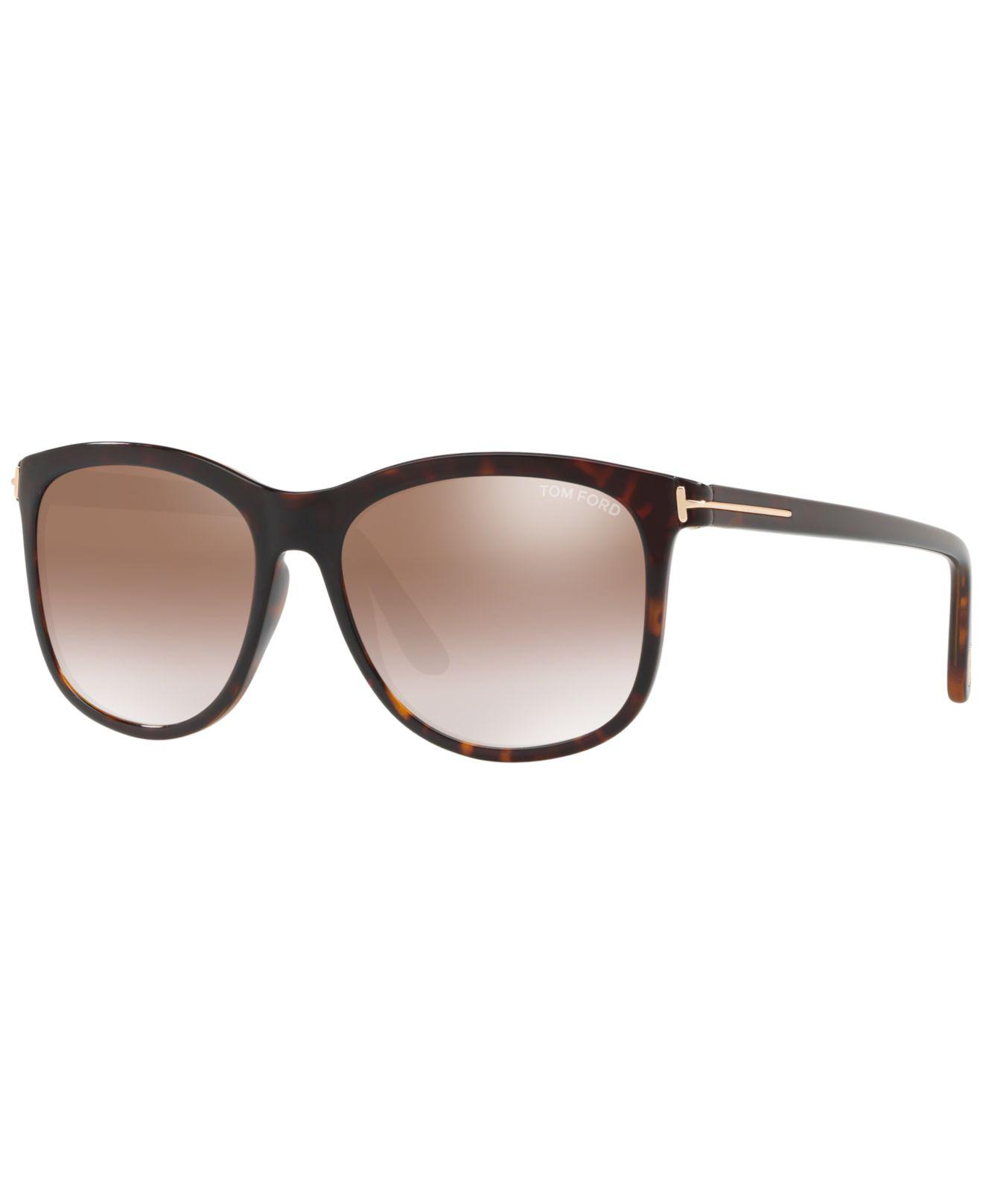 59ad452be4 Lyst - Tom Ford Sunglasses