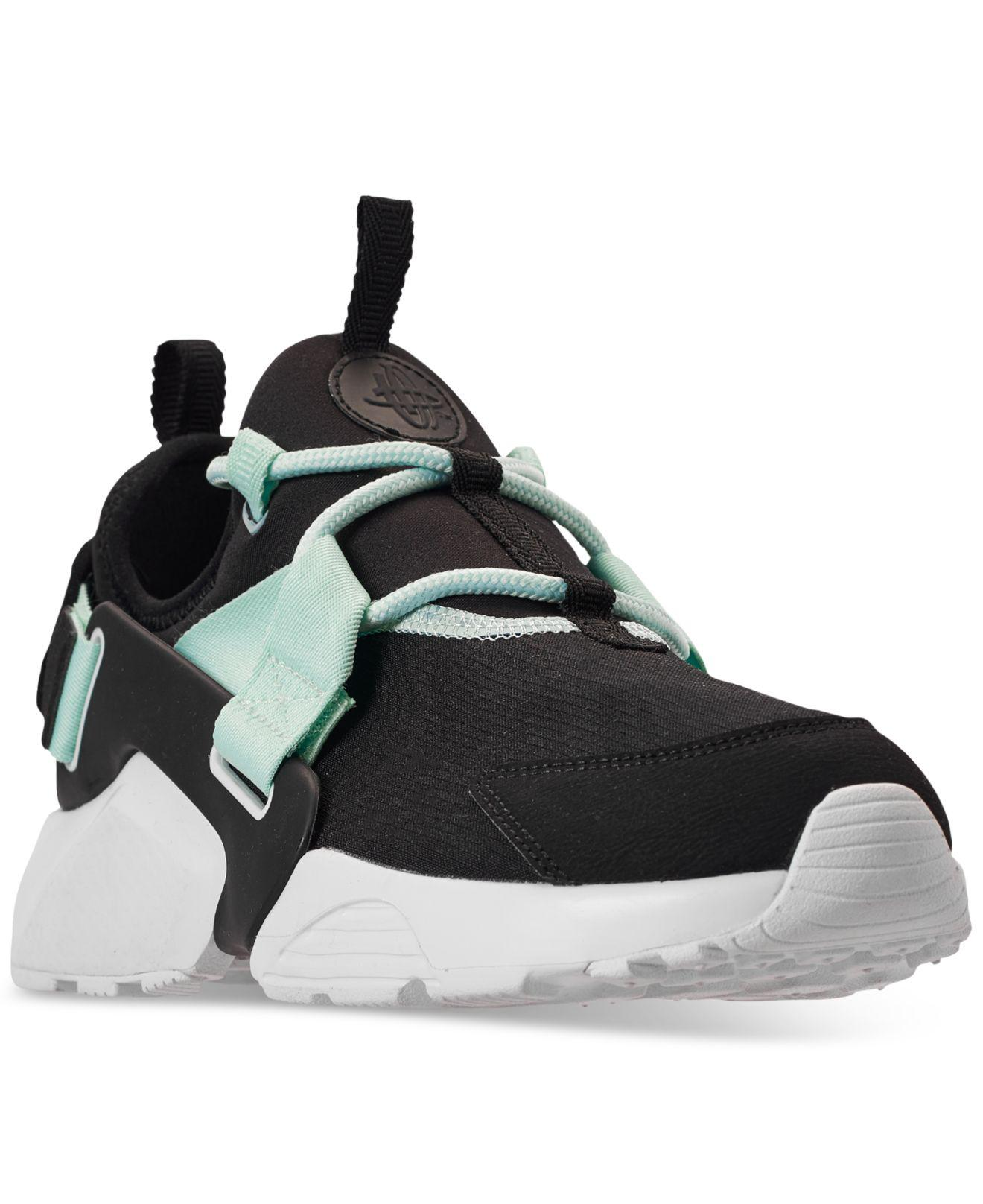 3932e6007dcc2 Lyst - Nike Air Huarache City Sneaker in Black - Save 25%