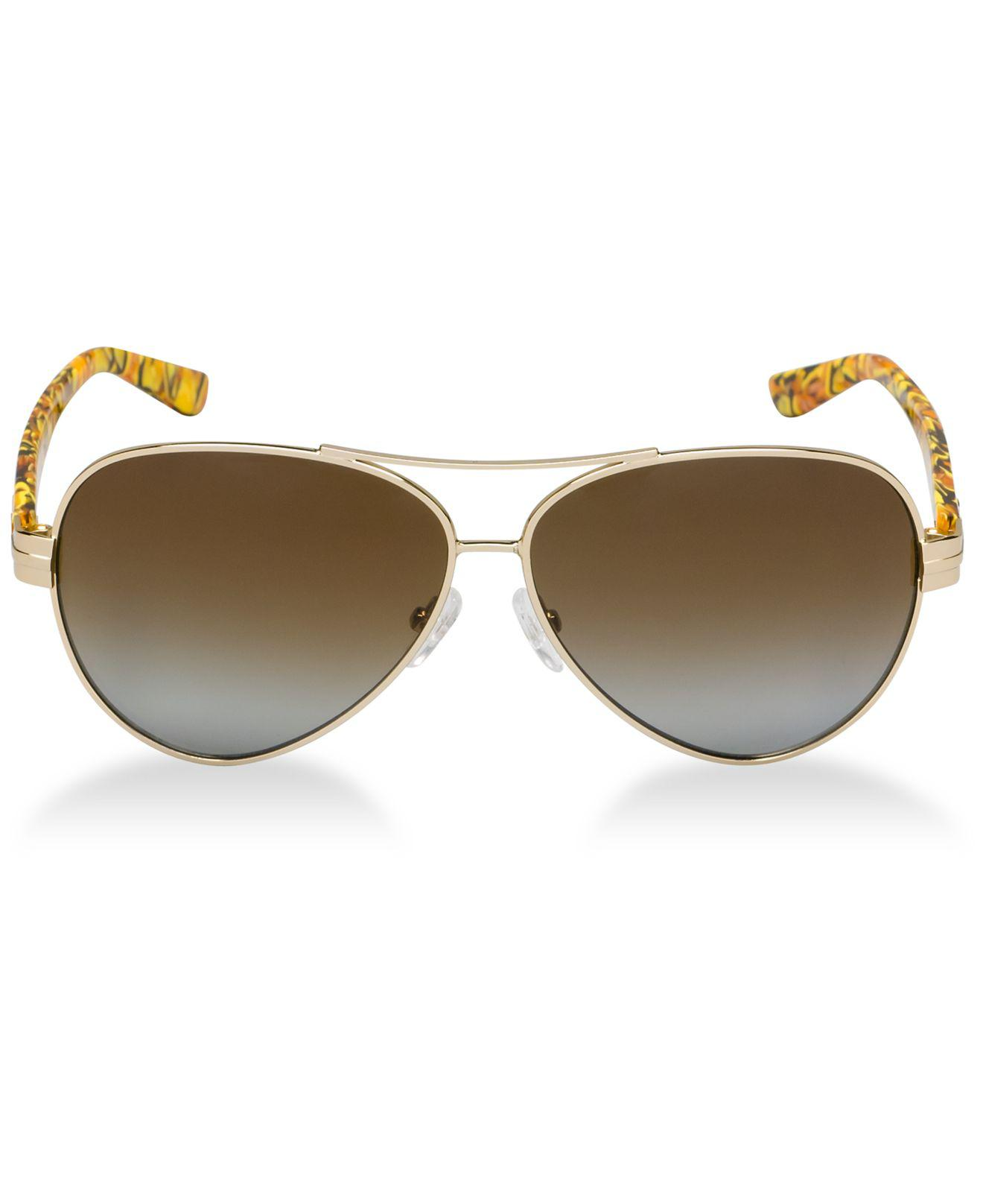 b1829e7fc6a Lyst - Tory Burch Sunglasses