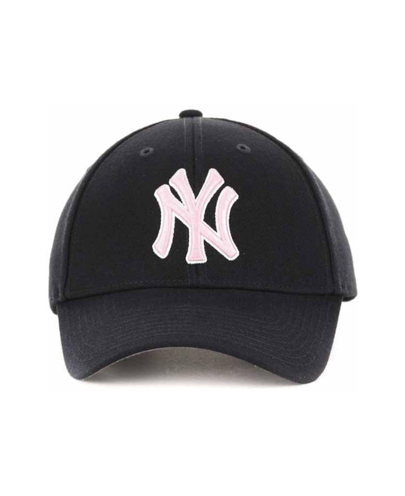 2c0074bff67 Lyst - 47 Brand New York Yankees Mvp Curved Cap in Blue for Men