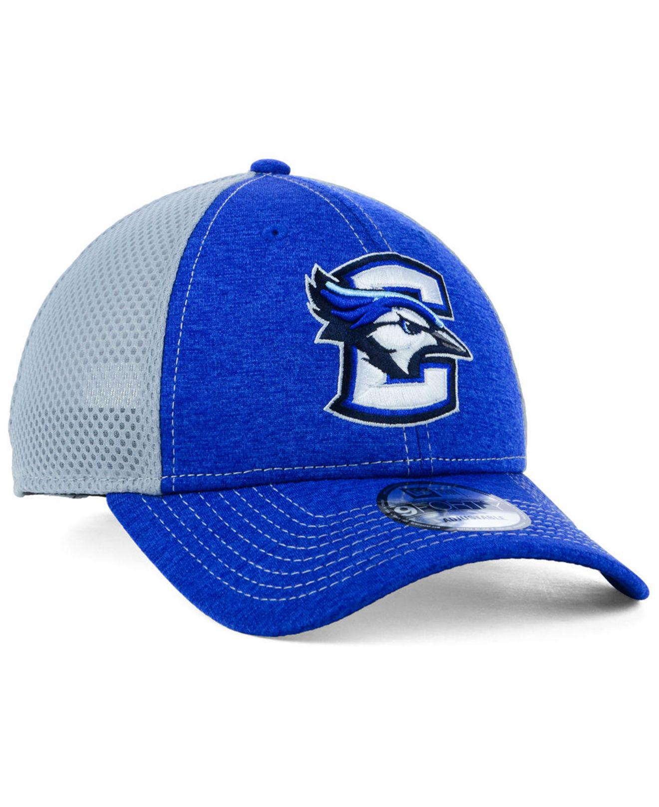 outlet store 3d412 a32fd wholesale creighton bluejays ncaa vintage flat bill snapback retro 2 tone  cap hat new 76c1c c9510  coupon lyst ktz creighton blue jays shadow turn  9forty ...