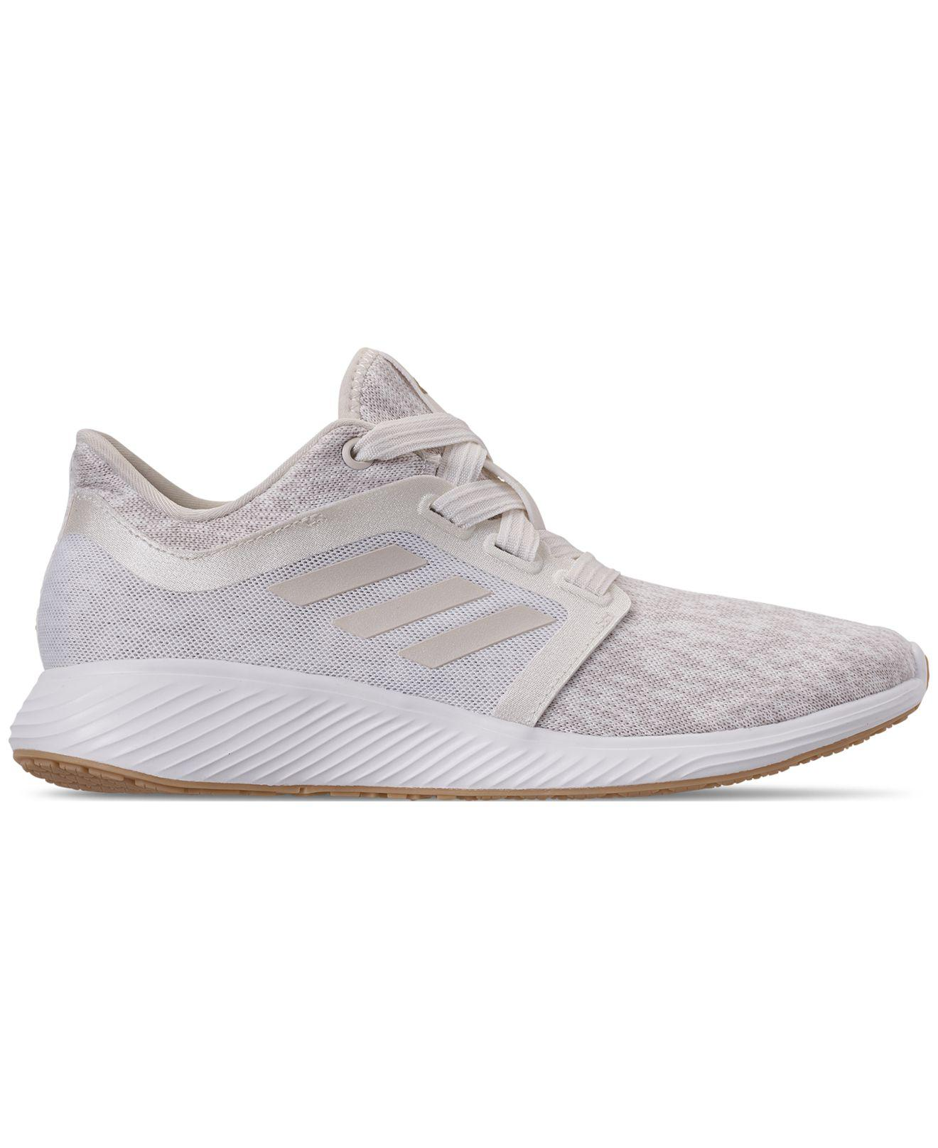 99b42c4a4909 Lyst - adidas Edge Lux Casual Sneakers From Finish Line in White