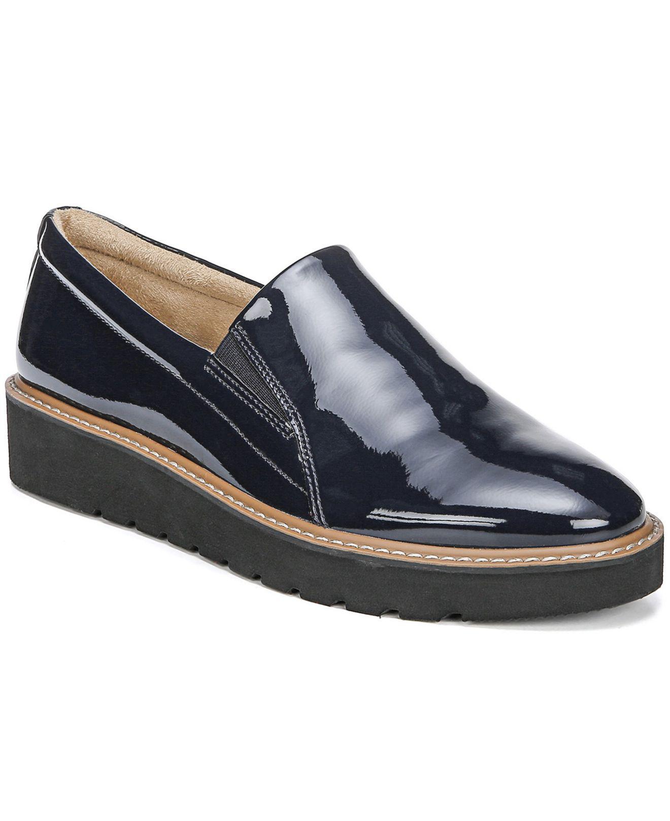 a75a23e50269 Lyst - Naturalizer Effie Platform Loafers in Blue