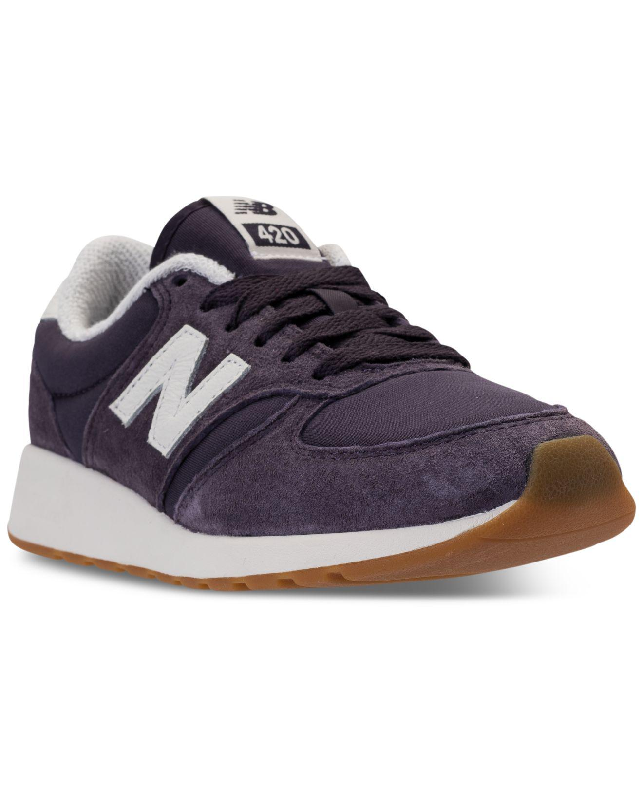 new balance women's 420 casual sneakers