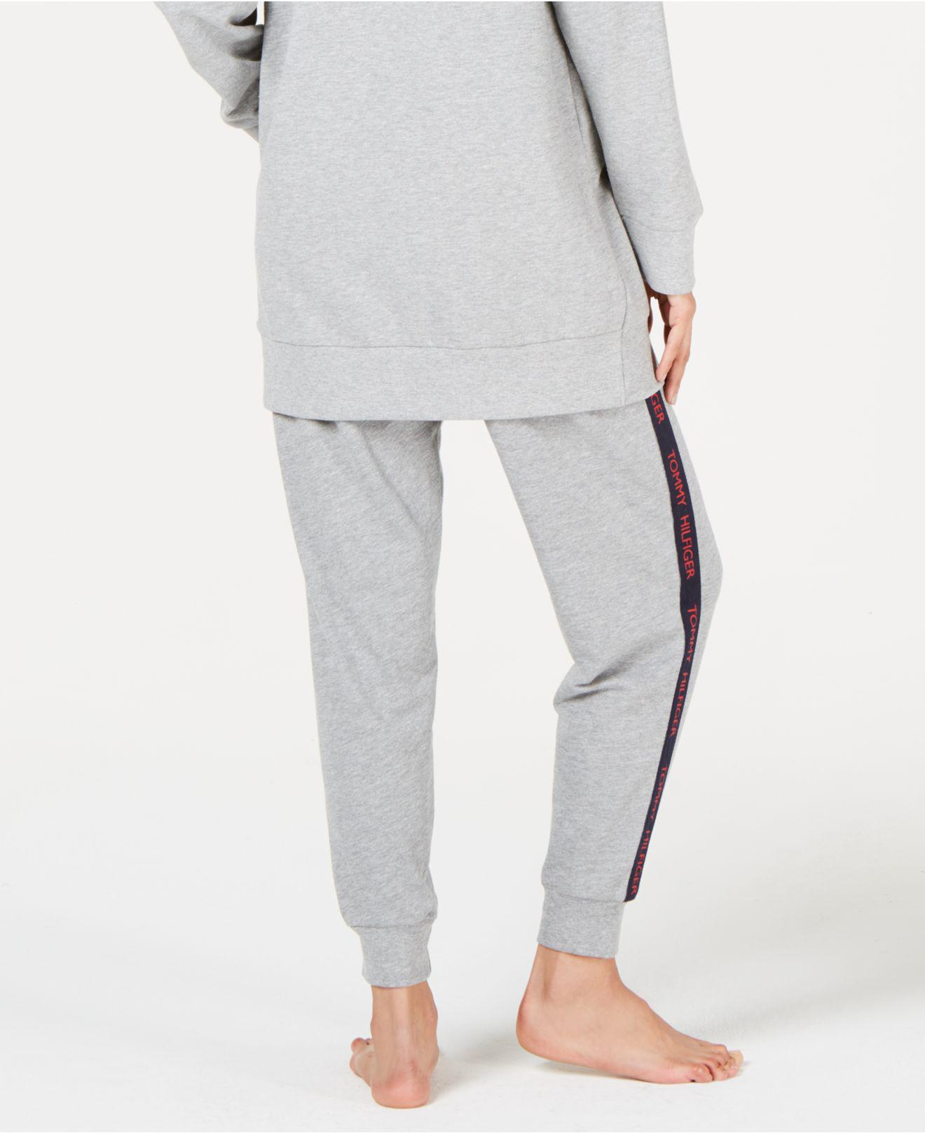d3b481db Lyst - Tommy Hilfiger Colorblock Logo Jogger R65s053 in Gray