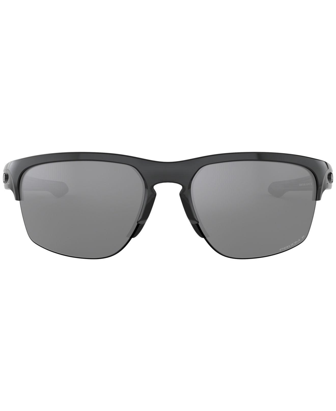 92d2aad003f Lyst - Oakley Sliver Edge Sunglasses