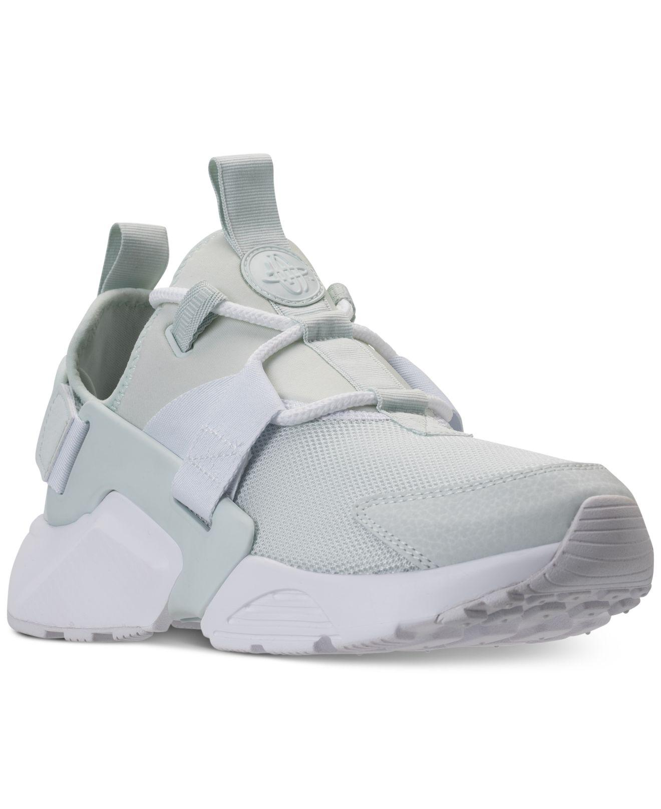 6dcfd0e0b9a48 Lyst - Nike Air Huarache City Low Casual Sneakers From Finish Line ...