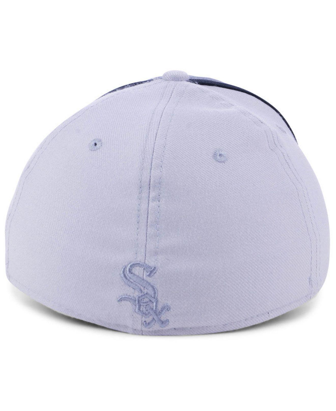 wholesale dealer f6387 975db ... france mlb classic swooshflex cap 100 authentic 85035 98f9a lyst nike  chicago white sox team color