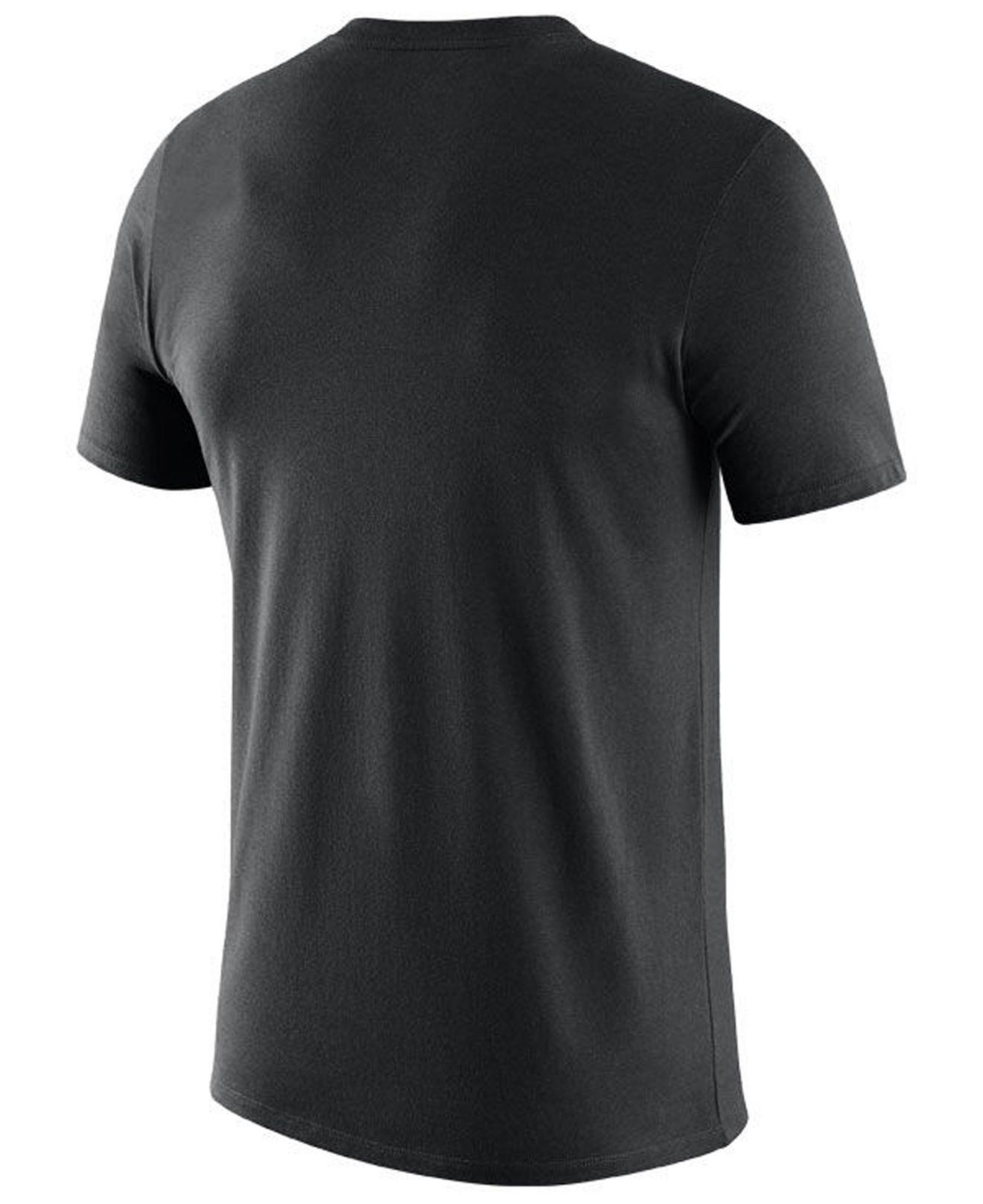 Lyst - Nike Philadelphia Eagles Dri-fit Cotton Essential Logo T-shirt in  Black for Men b5aeb6acf