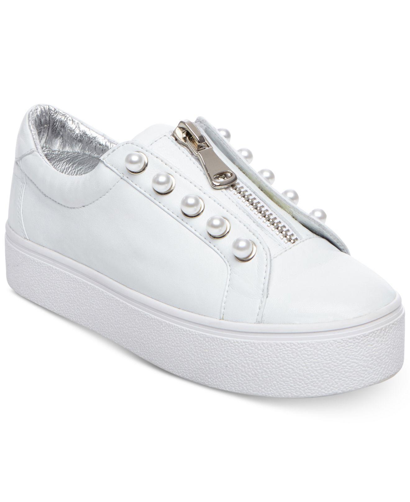 Steve Madden Lynn Flatform Sneaker (Women's) ffJjdSffS