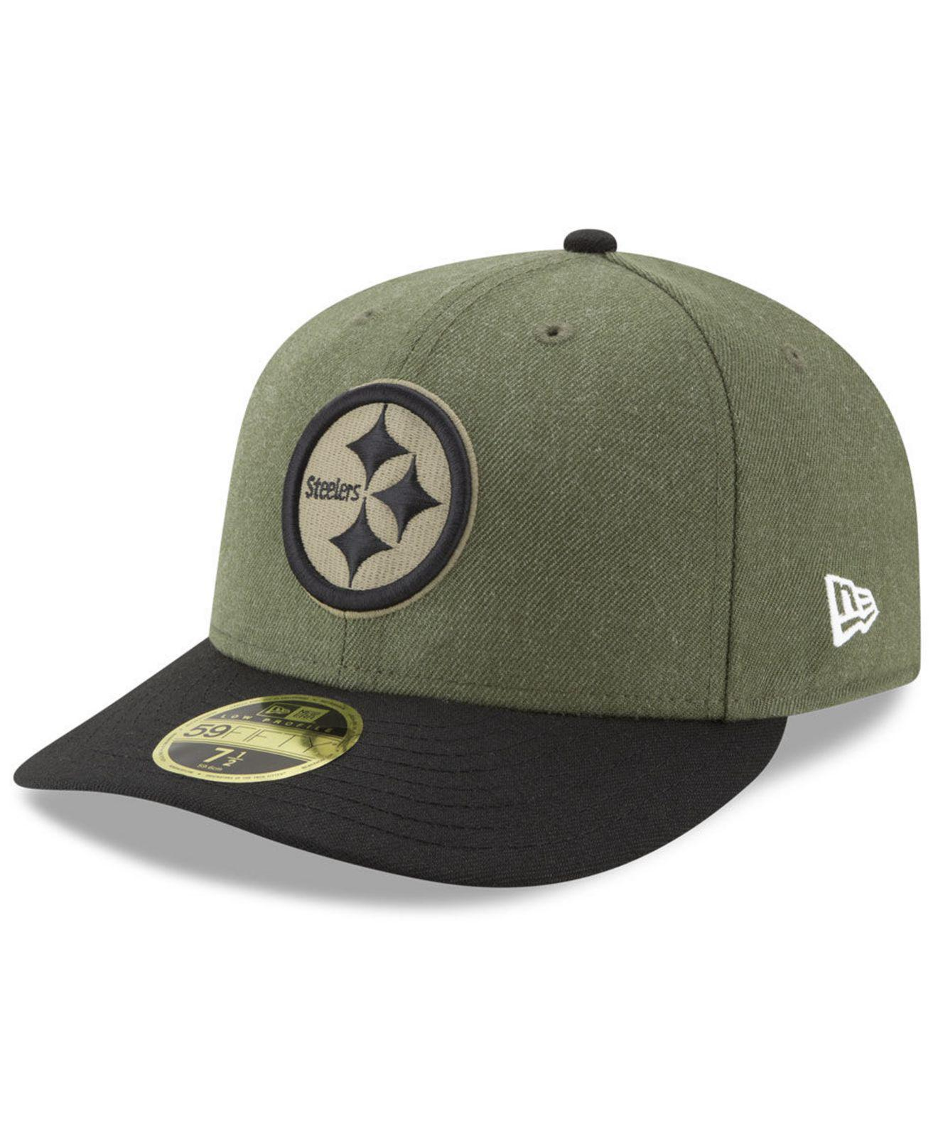 new product 0d7f1 093f2 ... Salute To Service Low Profile 59fifty Fitted Cap 2018 for Men. View  fullscreen