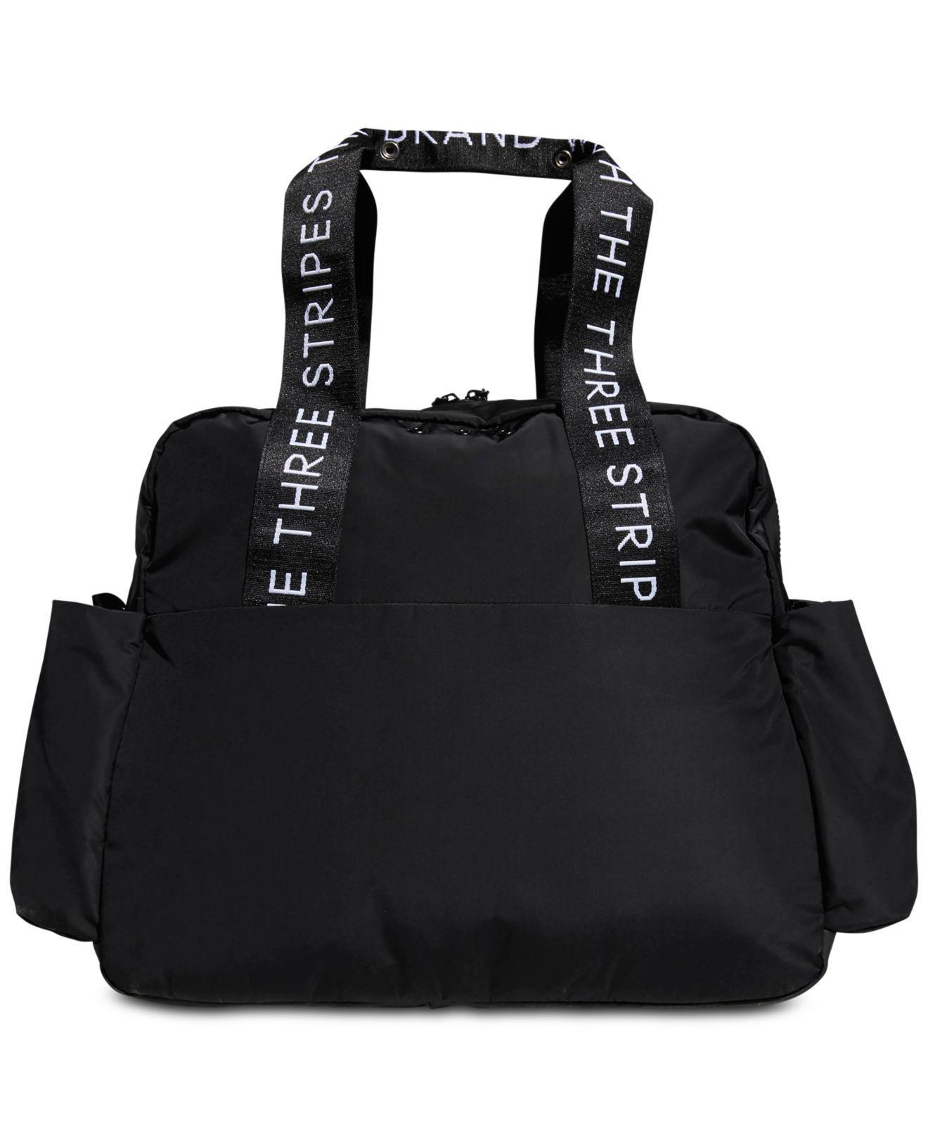 e1cf32d8fbc4 adidas Sport To Street Tote Bag in Black - Lyst