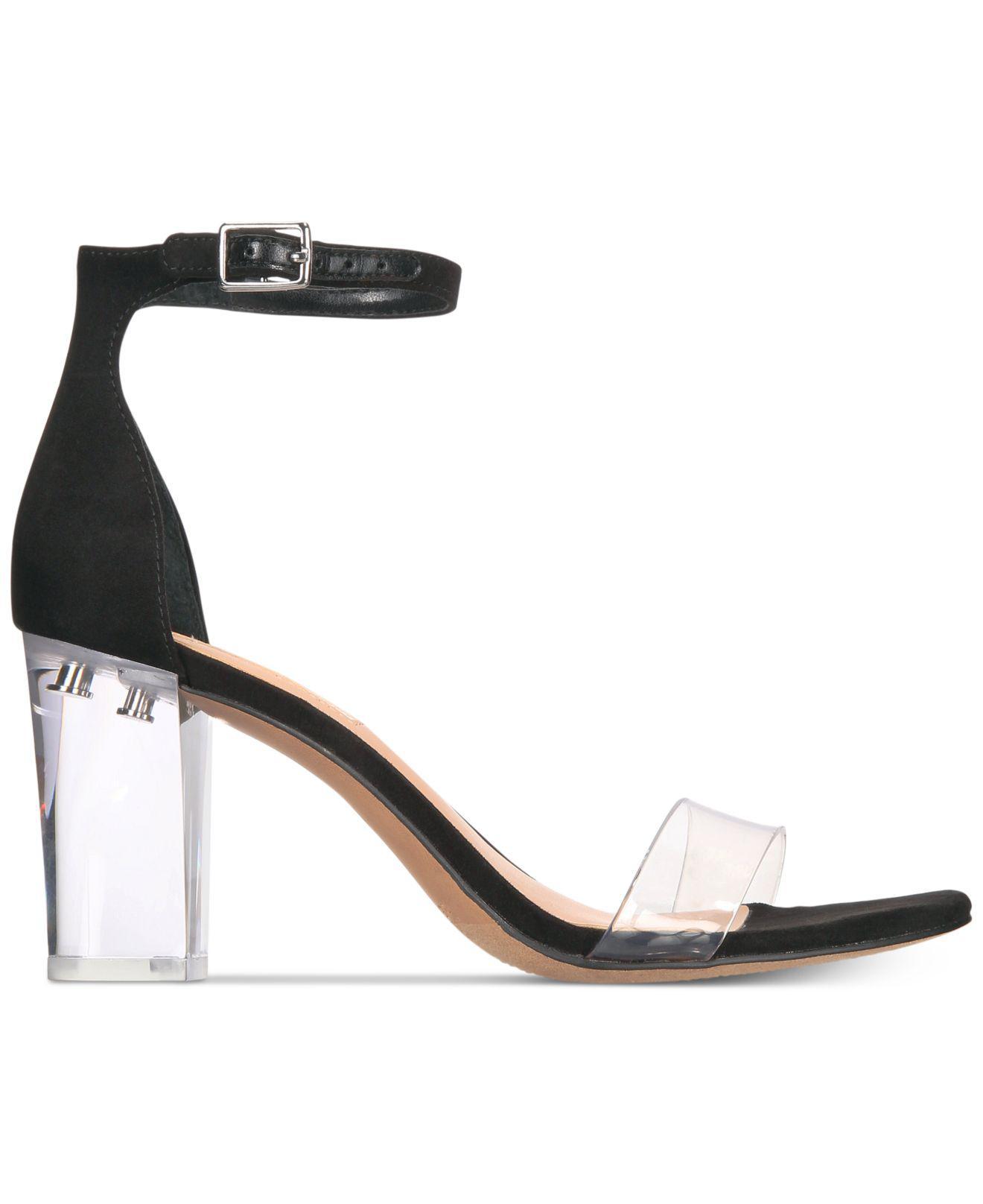 d98c6420774 Lyst - INC International Concepts Kivah Block Heel Dress Sandals in ...