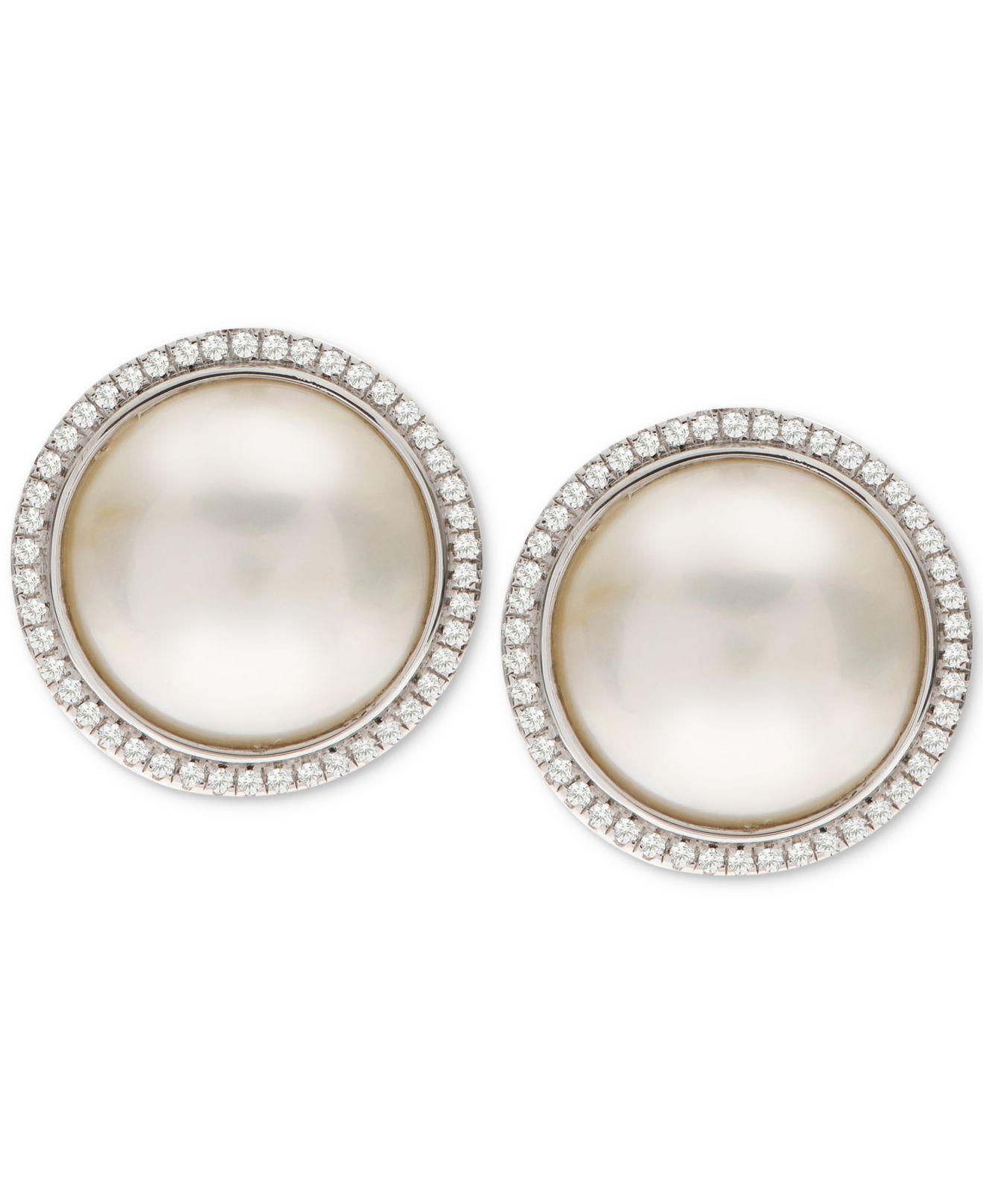 stud silver earrings p picture starburst sterling yurman ebay david of s pearl