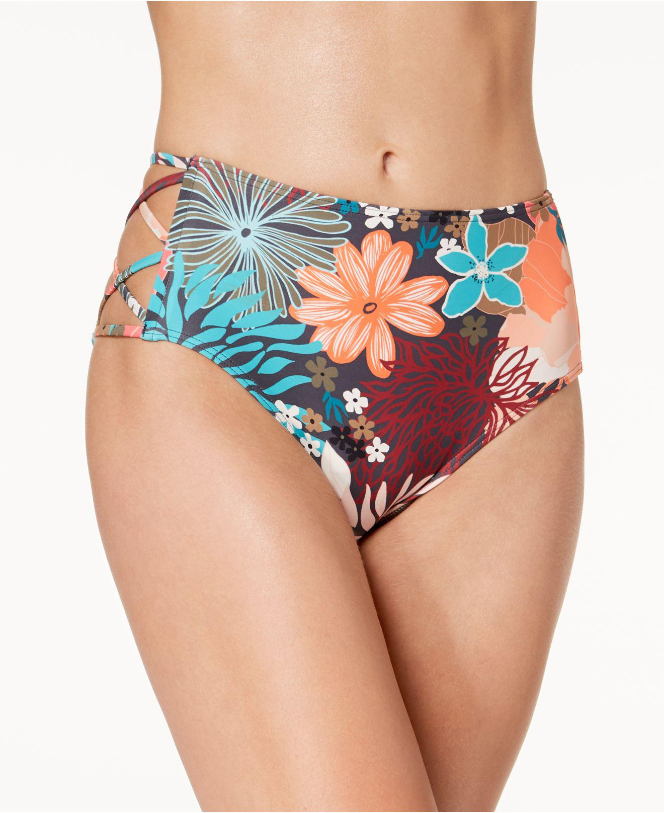 51ad9ccc31 Gallery. Previously sold at  Macy s · Women s High Waisted Bikini Bottoms  ...