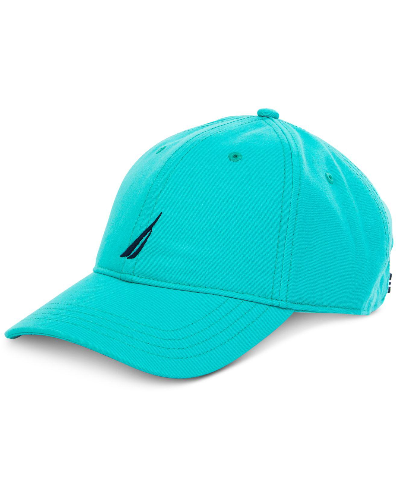 59282a8d85f973 Nautica J Class Embroidered Hat in Blue for Men - Lyst