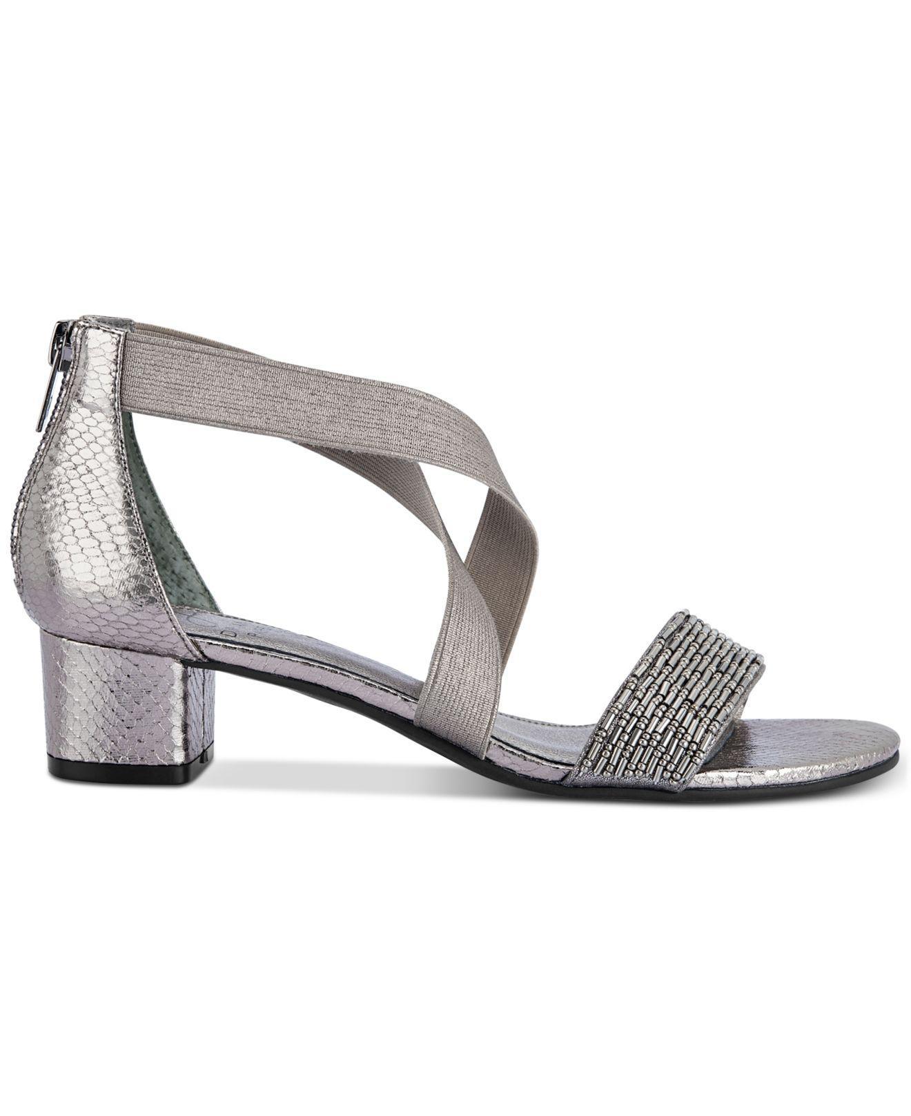 d6ad51937 Lyst - Adrianna Papell Teagan Evening Sandals