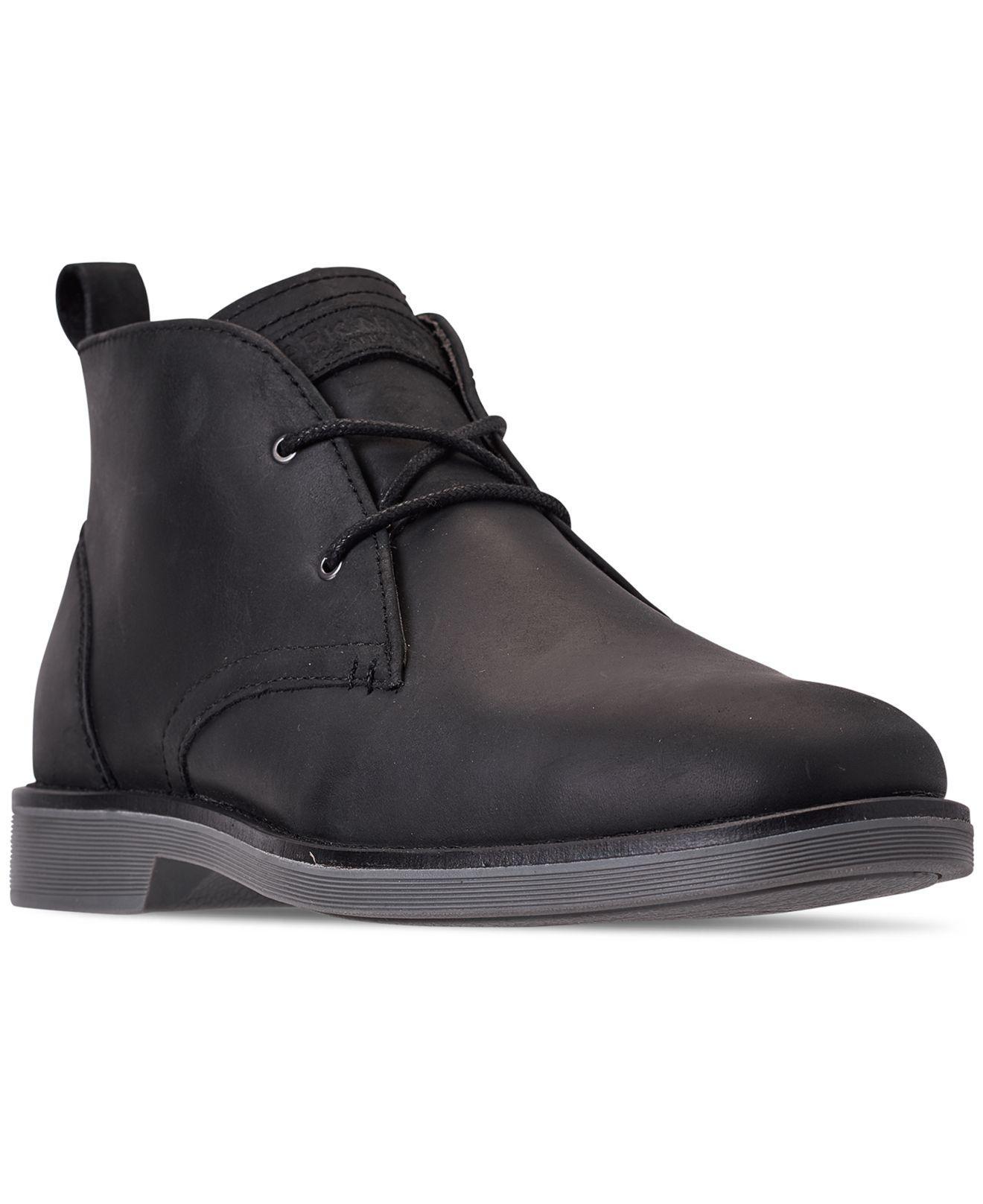 40e946a60b3 Lyst - Mark Nason Lp - Innersleeve Casual Chukka Boots From Finish ...