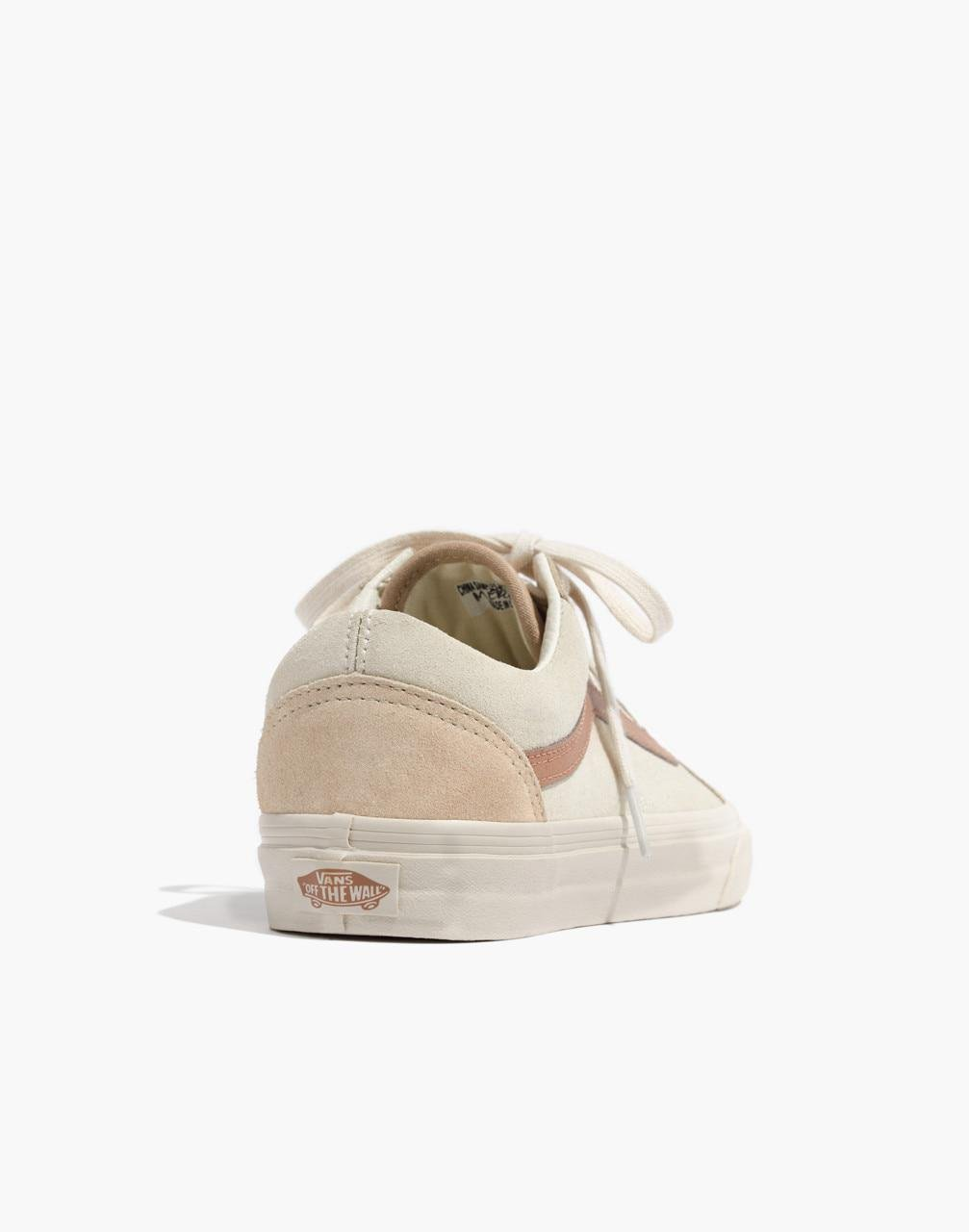 78c45097261 Lyst - Madewell X Vans Unisex Old Skool Lace-up Sneakers In Camel ...