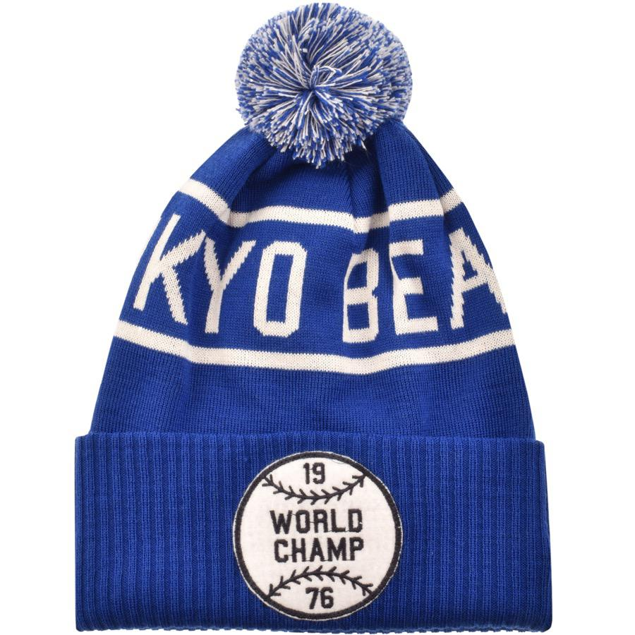 fc87dd72e203d Champion X Beams Beanie Hat Blue in Blue for Men - Lyst