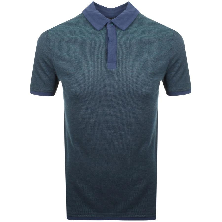 3de231c94 BOSS by Hugo Boss Peam Polo T Shirt Green in Green for Men - Lyst