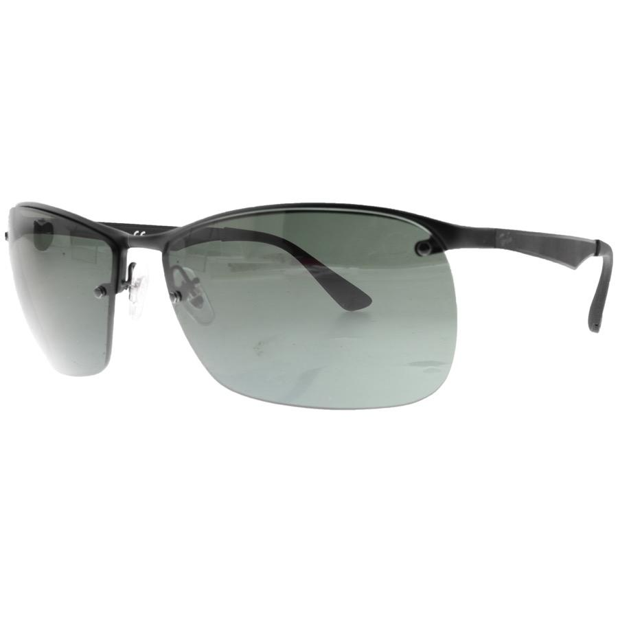 6008445067 Ray-Ban Ray Ban Rb3550 Sunglasses Black in Black for Men - Lyst