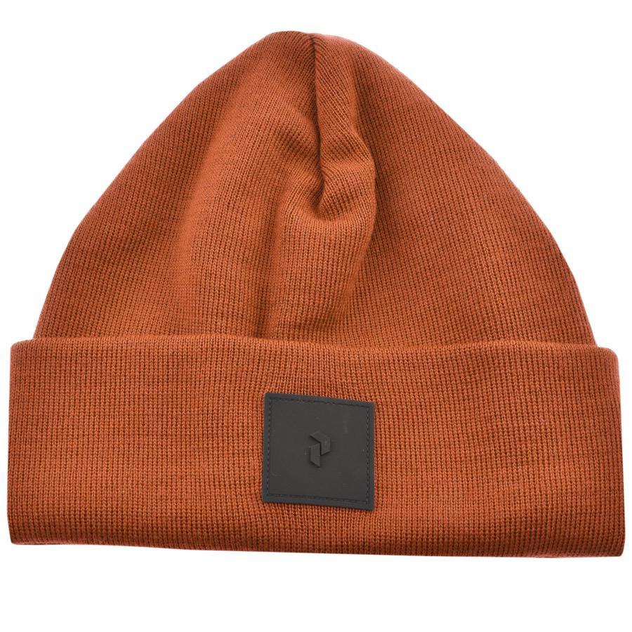 Lyst - Peak Performance Perfect Beanie Hat Orange in Orange for Men fd57fb68396c