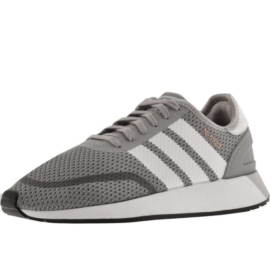 c4bbab203f2 adidas Originals N5923 Trainers Grey in Gray for Men - Lyst