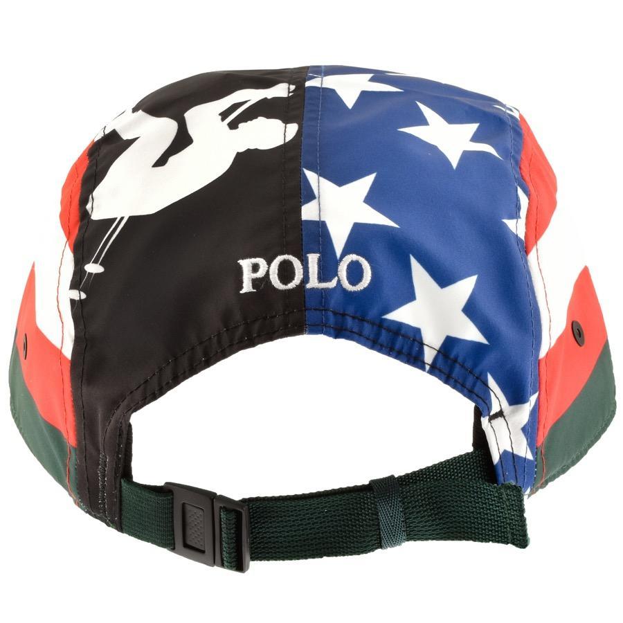 c89afae3e99 Lyst Ralph Lauren Clic Ski Baseball Cap Black In For Men