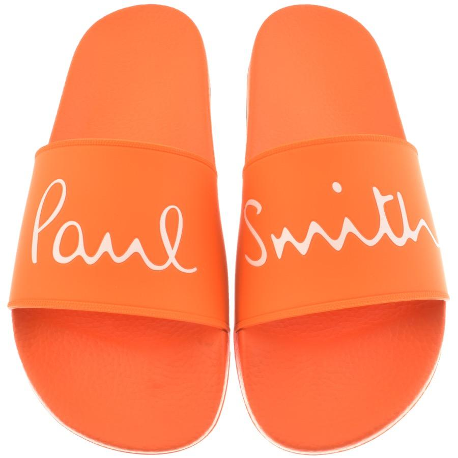 ebd73e000 Paul Smith Ps By Ruben Sliders Orange in Orange for Men - Save 8% - Lyst