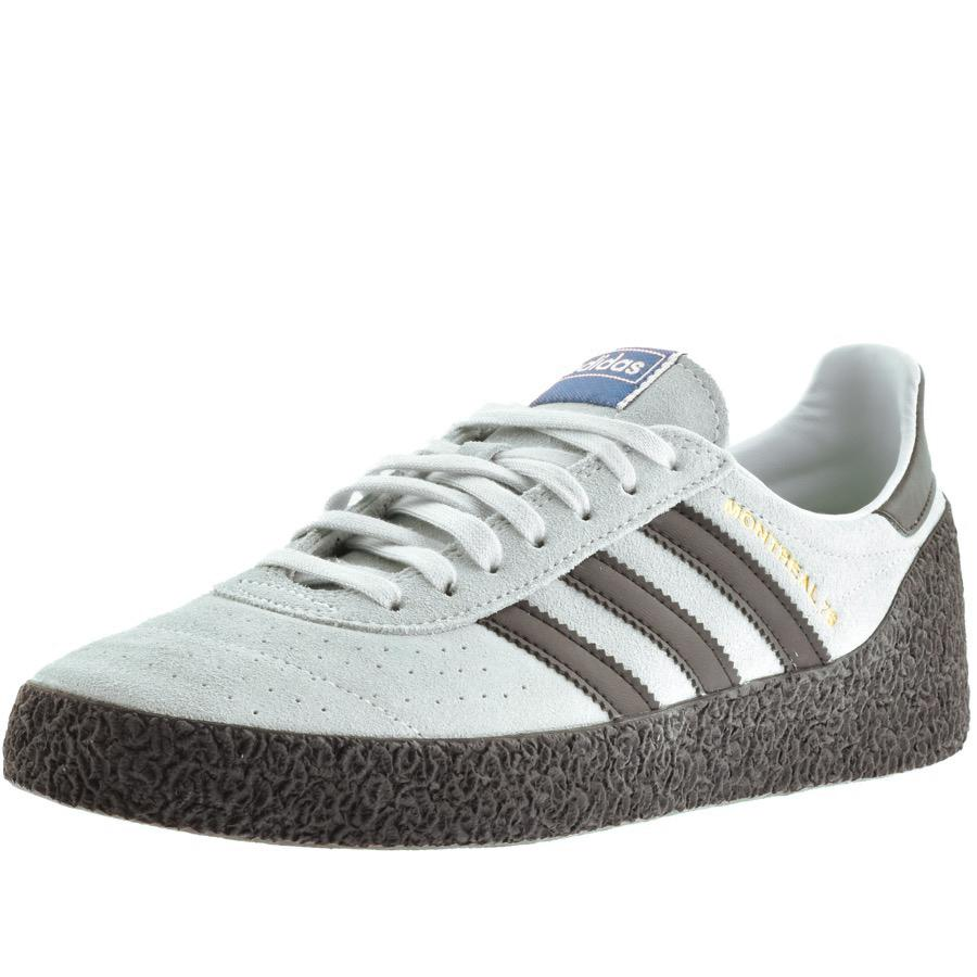 b34521bf5e1efa adidas Originals Montreal 76 Trainers Blue in Blue for Men - Lyst