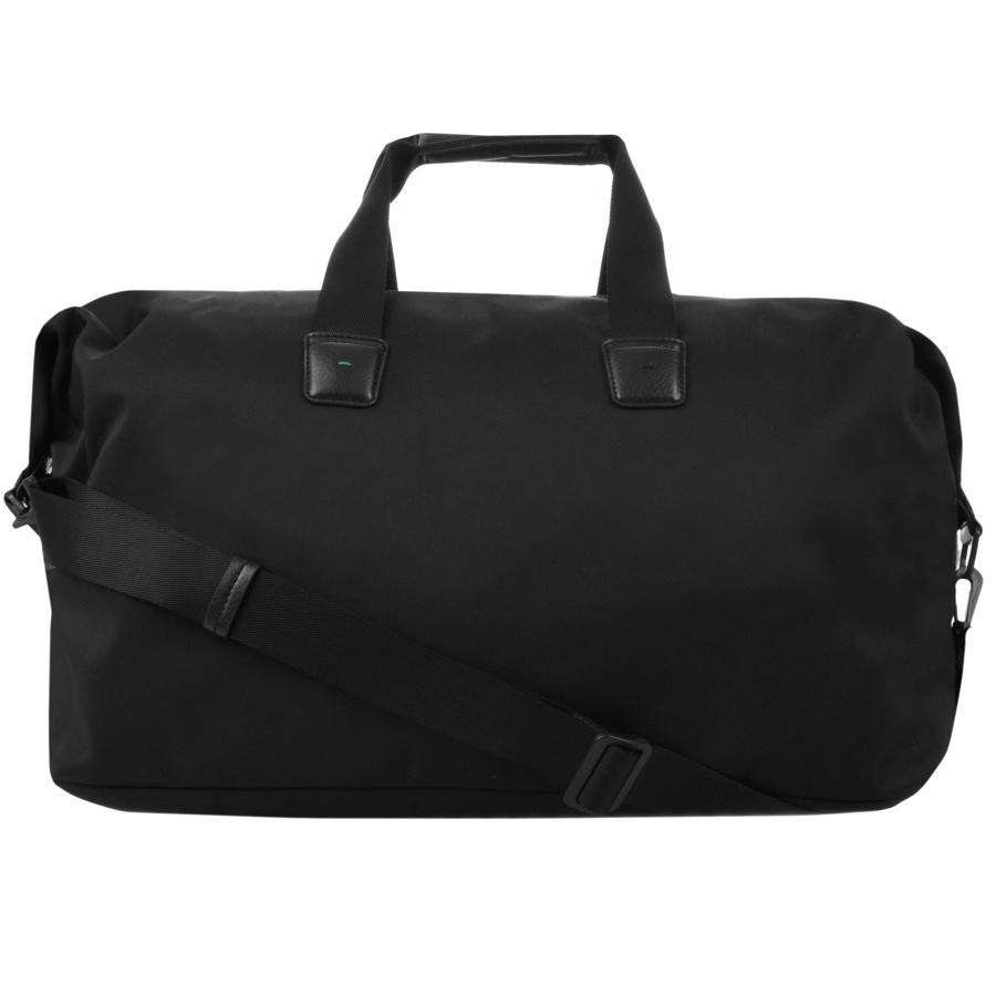 698592106 BOSS Athleisure Pixel Holdall Bag Black in Black for Men - Lyst