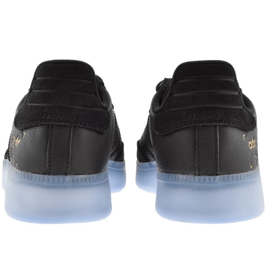 best cheap 19d03 ae268 adidas. Mens Originals Samba Rm Trainers Black