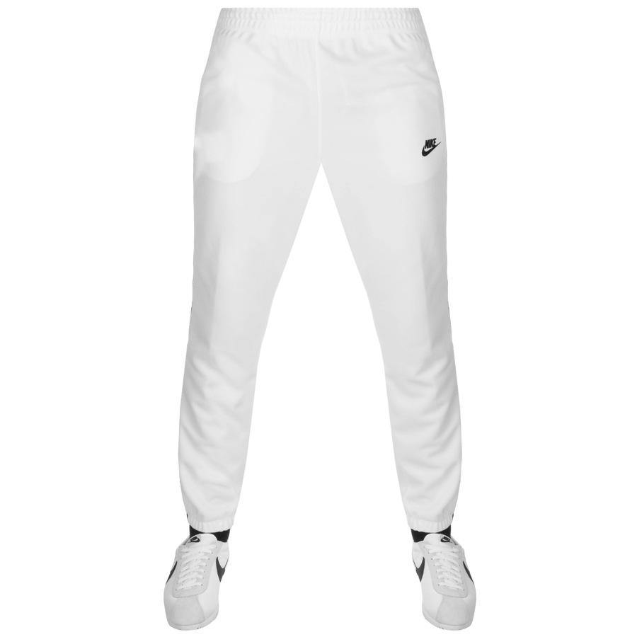 18a278b94233 Lyst - Nike Tribute Jogging Bottoms White in White for Men