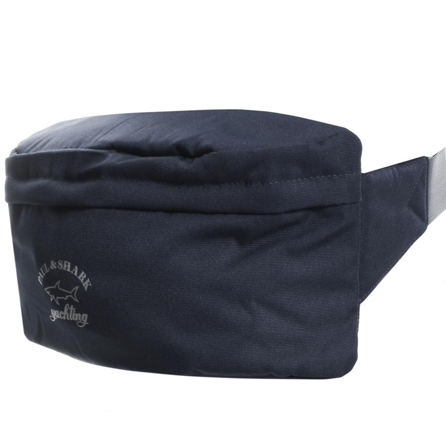 730ccf00c6ba Paul   Shark Paul And Shark Logo Waist Bag Navy in Blue for Men - Lyst