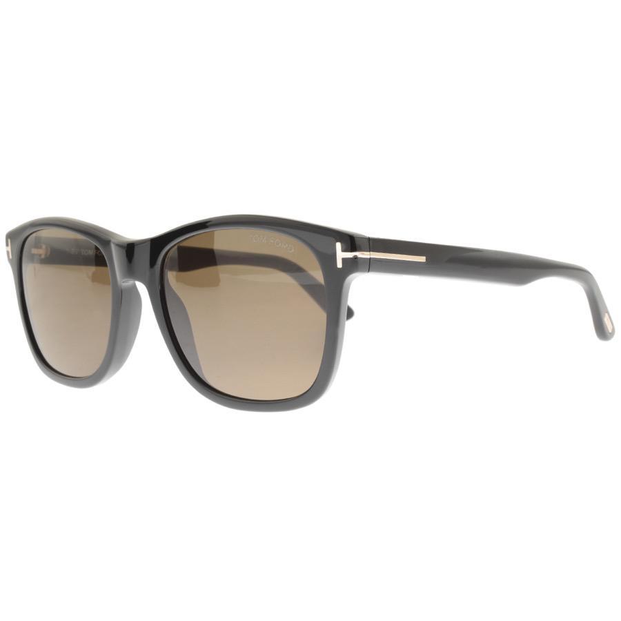 9ad5913fbf8 Lyst - Tom Ford Eric Sunglasses Black in Black for Men