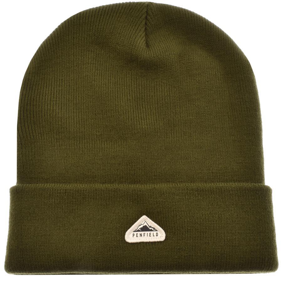 2e20e2e3e8d Penfield Quincy Beanie Hat Green in Green for Men - Lyst
