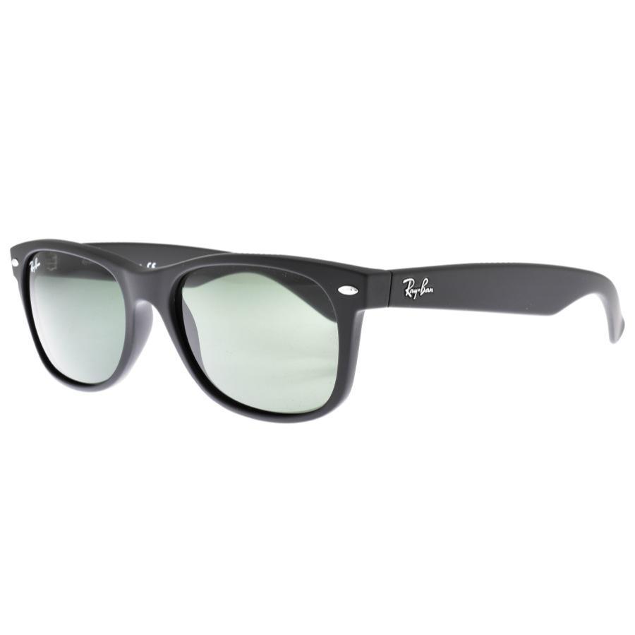 6bb7677b4a Lyst - Ray-Ban Ray Ban 2132 New Wayfarer Sunglasses Black in Black ...